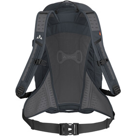 VAUDE Roomy 23+3 Rugzak Dames, phantom black